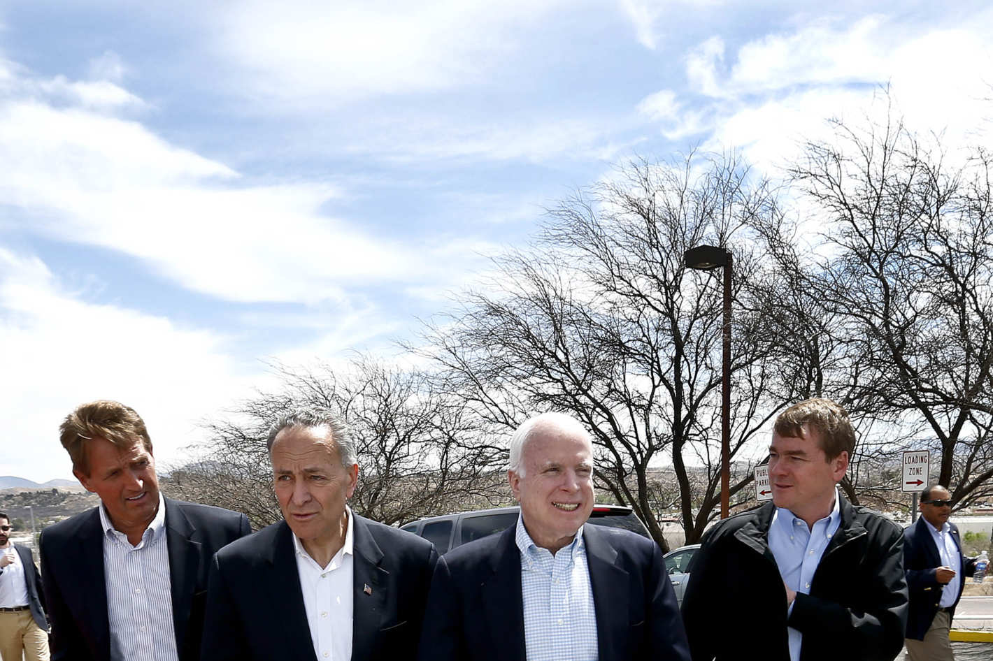 Donald Trump should look to Gang of Eight for immigration reform