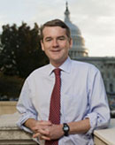 Offical Photo of Senator Michael Bennet (color)
